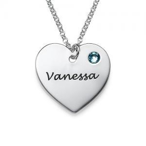 Personalized Sterling Silver Engrav..